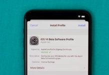 публичная бета-версия iOS 14 и iPadOS 14