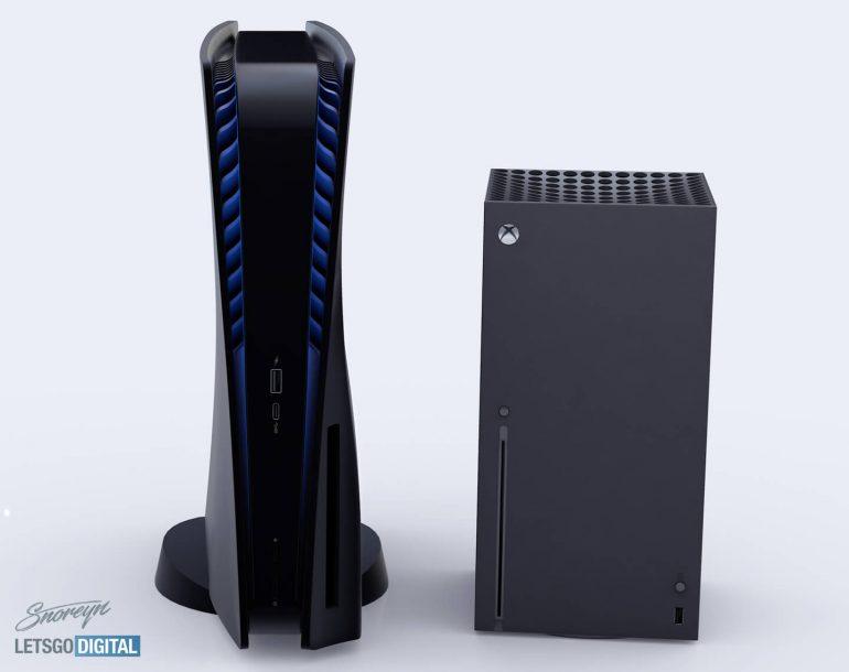 Sony PlayStation 5 против Xbox Series X