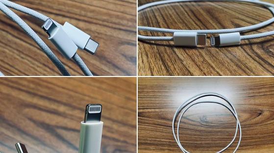 iPhone 12 кабель