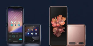 Motorola Razr 5G vs Samsung Galaxy Z Flip 5G