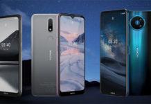 Nokia 2.4 и Nokia 3.4