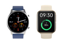 OPPO Watch vs Xiaomi Mi Watch Revolve