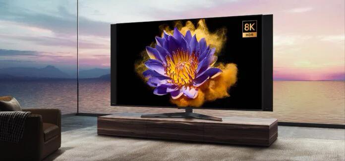 Mi TV LUX Pro 82-дюймовый 8K 5G