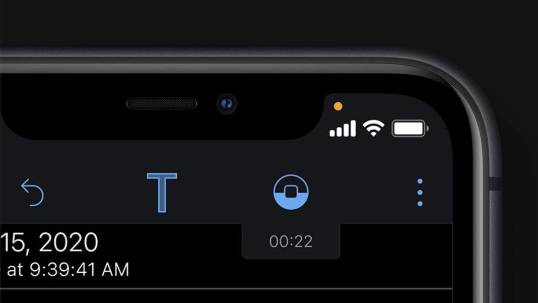 Приватность в iOS 14