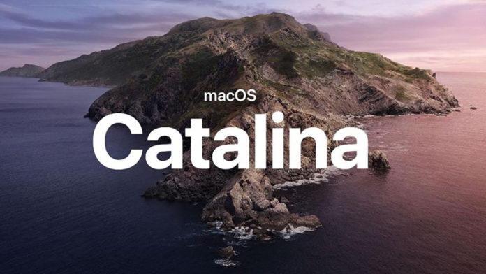 macOS 10.15.7