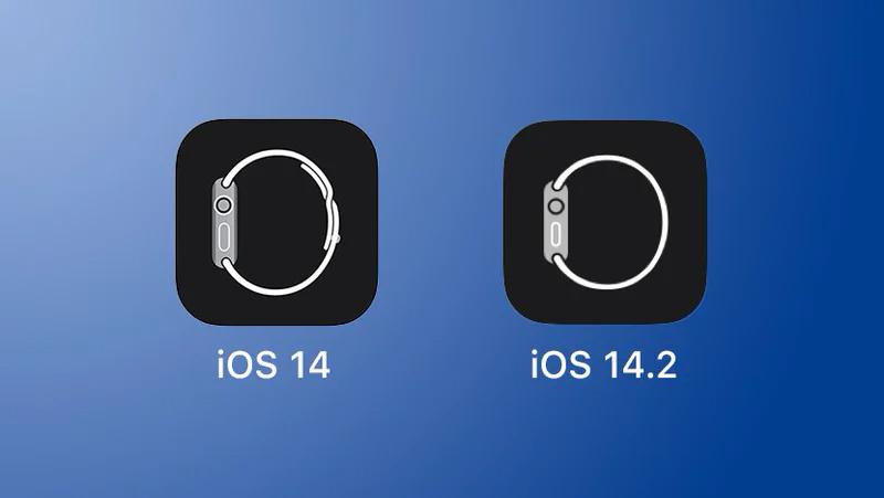 Apple Watch iOS 14.2
