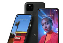 Google Pixel 5 и Pixel 4a 5G