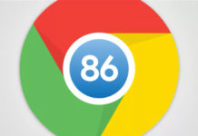 Google Chrome 86
