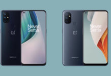 OnePlus Nord N10 и Nord N100