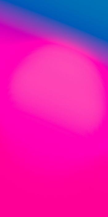 Ярко-розовый к морская синева в градиенте для iPhone