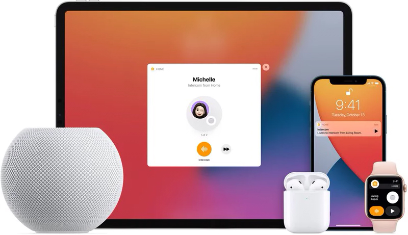 HomePod iOS 14.2