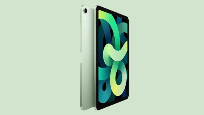Процессор A14 Bionic на iPad Air 4
