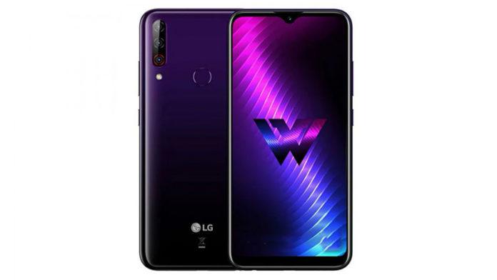 LG W11, LG W31 и LG W31