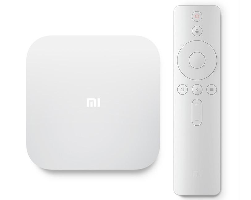 Xiaomi Mi Box 4S Pro и пульт