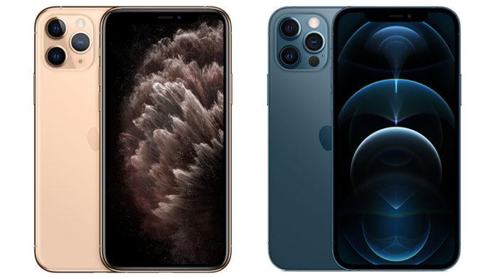 iPhone 11 Pro Max vs iPhone 12 Pro