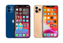 iPhone 12 vs iPhone 11 Pro