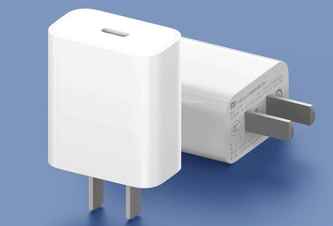 Зарядное устройство Xiaomi USB-C 20 Вт