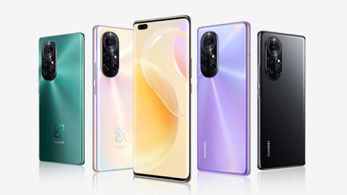 Huawei Nova 8 и Nova 8 Pro