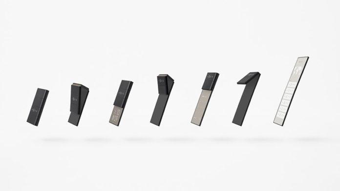 OPPO представила концепт складной смартфон будущего