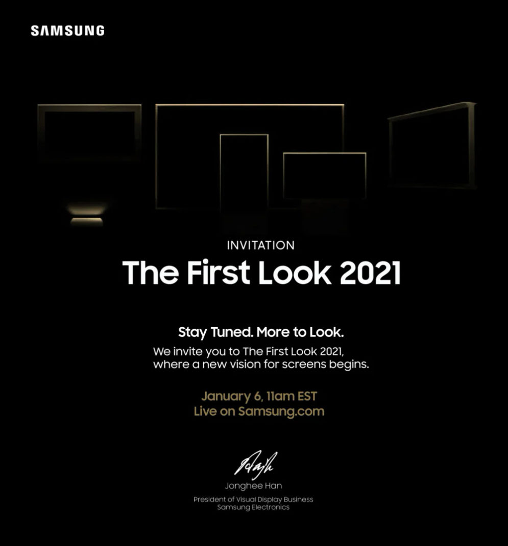 First Look 2021