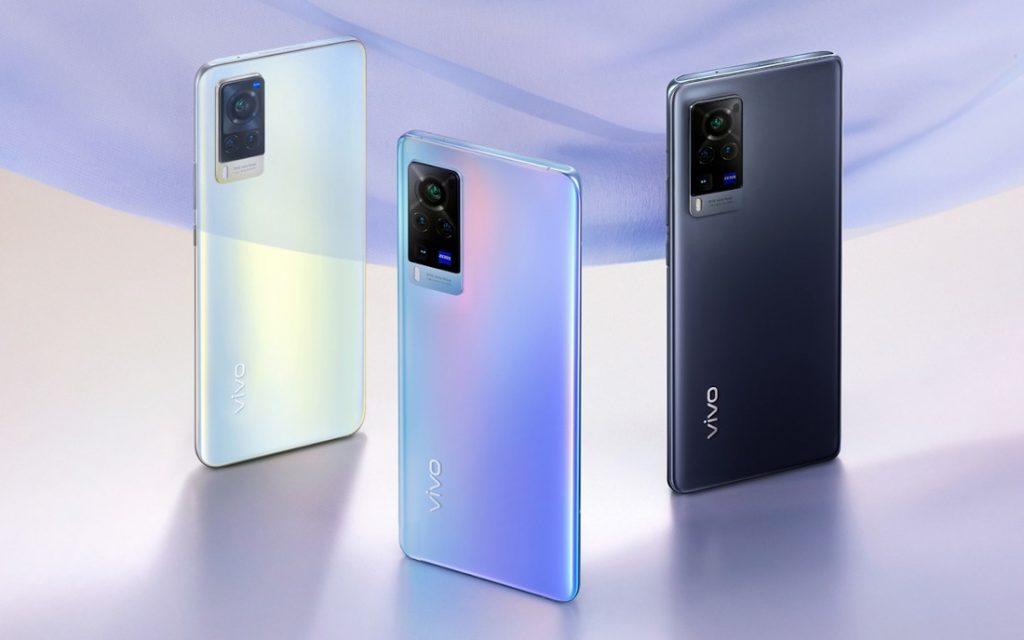 Vivo X60 и Vivo X60 Pro