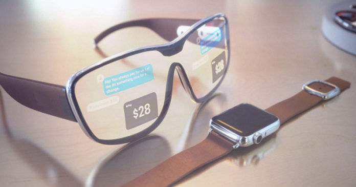 AR Apple Glass
