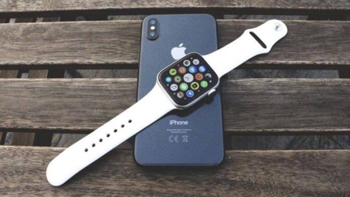 Apple iPhone Apple Watch