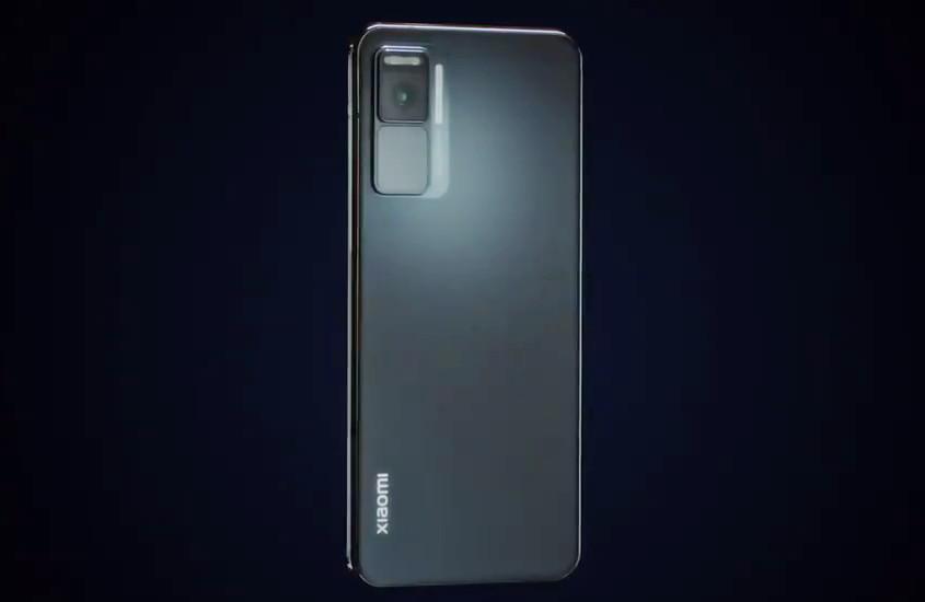 Xiaomi демонстрирует концептуальный смартфон с четырехугольным изогнутым экраном