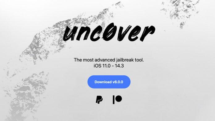 unc0ver v6.0.0 для iOS 14.3
