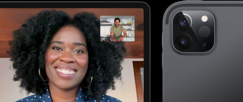 Apple iPad Pro 2021 камера