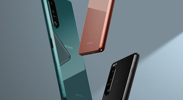 Sony Xperia 5 III цвета