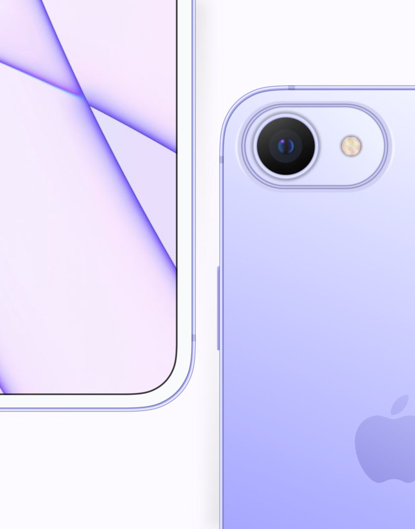 Apple iPhone SE 3 концепт