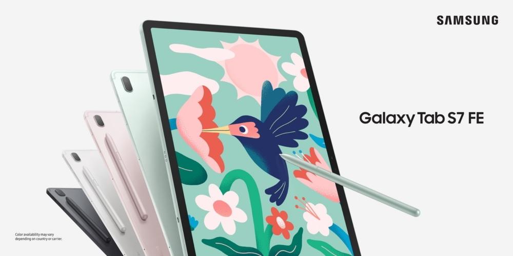 Galaxy Tab S7 FE 5G