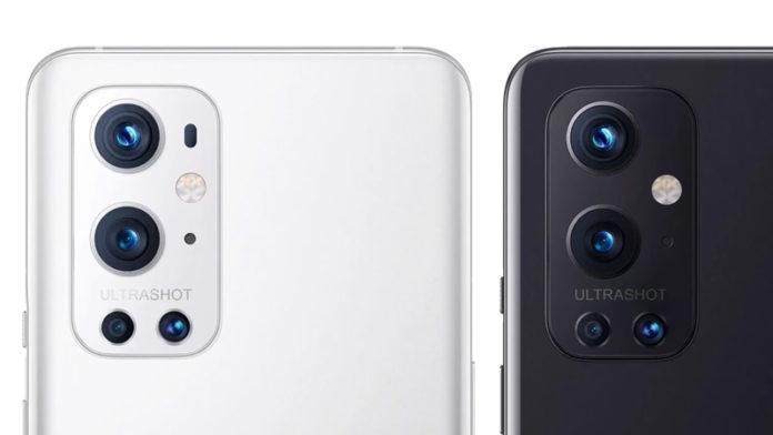 На рендерах показали отмененные расцветки серии OnePlus 9