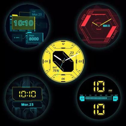 OnePlus Watch Cyberpunk 2077 Limited Edition