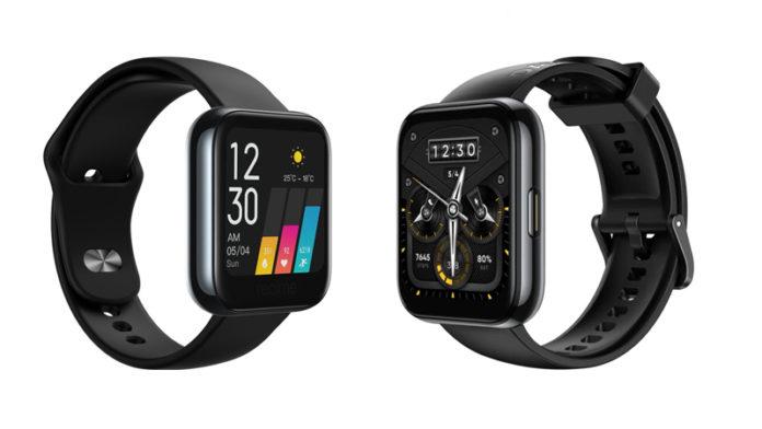 Realme Watch и Realme Watch 2