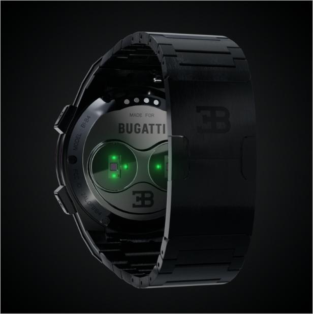 Bugatti часы