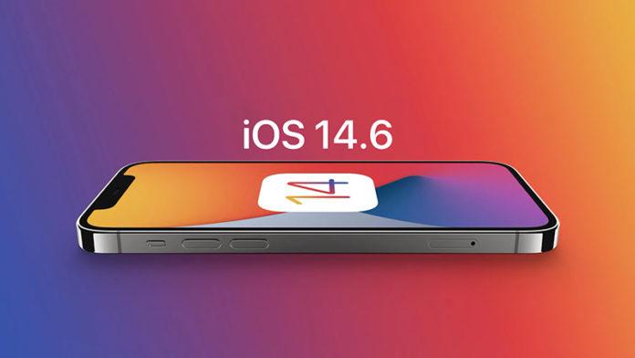 iOS 14.6 и iPadOS 14.6