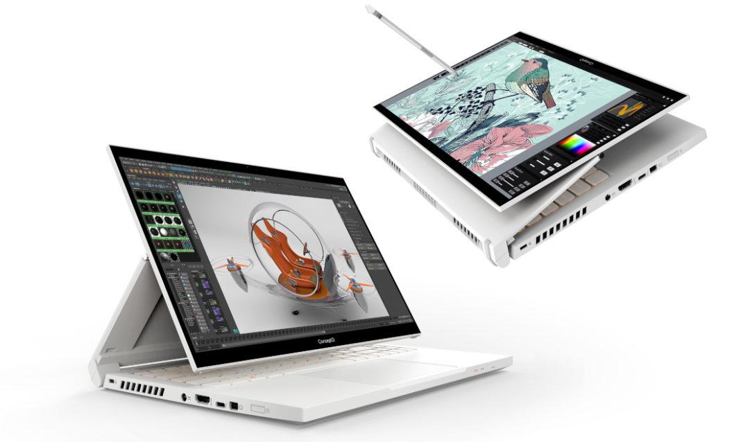 Acer ConceptD 3 Ezel Pro CC314 2021