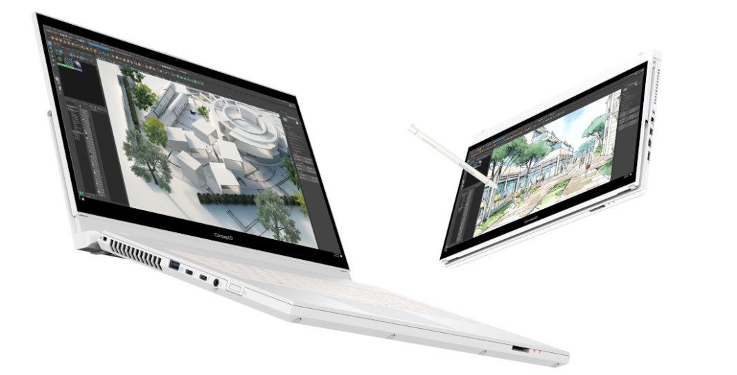 Acer ConceptD 7 Ezel Pro 2021