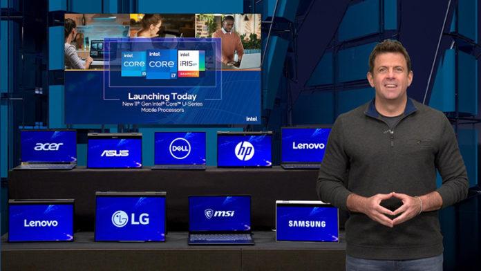 Intel Computex 2021