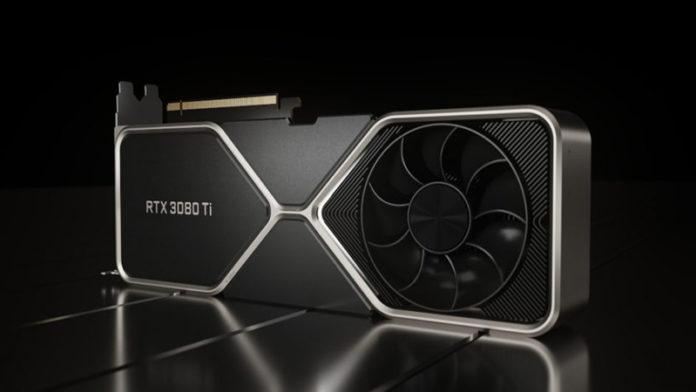 NVIDIA представила GeForce RTX 3070 Ti и RTX 3080 Ti на базе архитектуры Ampere