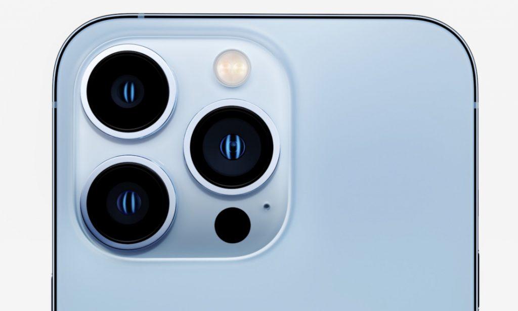 iPhone 13 Pro и iPhone 13 Pro Max камера